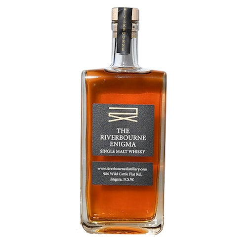 Riverbourne Enigma Single Malt Whisky - Edition 1