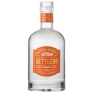 Settlers Blood Orange and Chilli Gin
