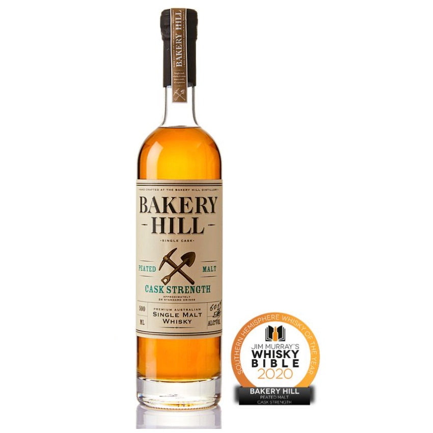 Bakery Hill Peated Single Malt Cask Strength