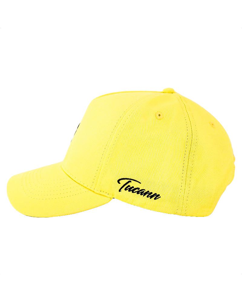 A-Frame Cap Yellow Hat Tucann
