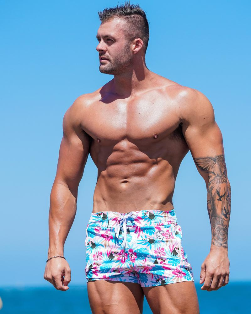 Aqua Tucann Swim Trunks Shorts / Board shorts Tucann