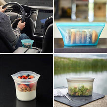 Load image into Gallery viewer, (60% off) Zip Top Containers-Completely Plastic-Free