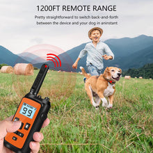Load image into Gallery viewer, WOPET 1200FT Dog Training Collar