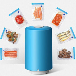 (Only Today 50 OFF) Handheld Food Vacuum Sealer