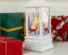 Load image into Gallery viewer, Christmas Shinning Santa Snowman Elk Decoration