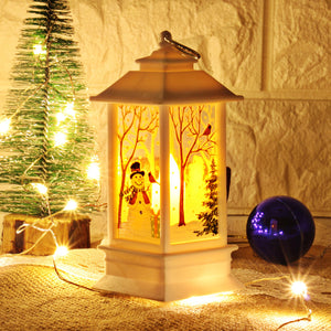 Christmas Lamp Small Night Lamp Decoration