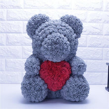 Load image into Gallery viewer, Valentines Rose Bear