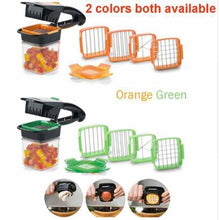 Load image into Gallery viewer, 5 in 1 Fruit & Vegetable Cutter
