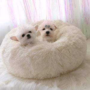 Copy of (Last Day Promotion, 50% OFF) Comfy Calming Dog/Cat Bed