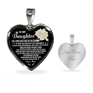 DAUGHTER MOM - MY WISH (SILVER)