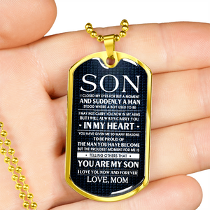 SON MOM - YOU'RE MY SON