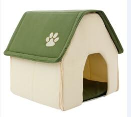 Home Shape Animals House Products For Animal Removable