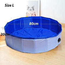 Load image into Gallery viewer, Infant Shining Pet Dog Bath Foldable Bathtub