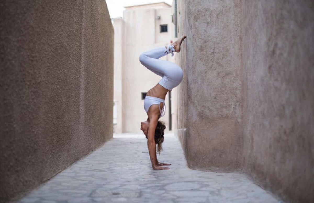 Interview: yoga teacher Zeina Assaf