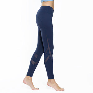 Second Skin Yoga Pants Navy