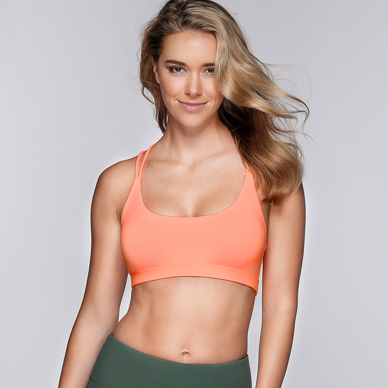 Twist Yoga Bra