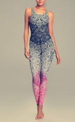 Mandala Yoga Suit