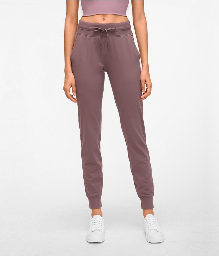 Comfortable Drawstring Pants