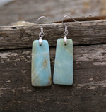 Drop Earring Amazonite
