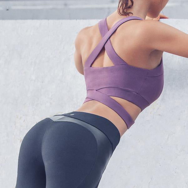 High Impact Yoga Bra