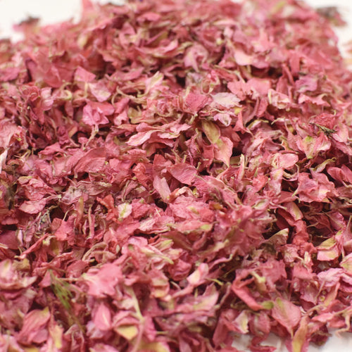 Bubblegum Biodegradable Wedding Petal Confetti - 1 Litre (10-12 Handfuls)