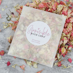 Sprinkle with Love Confetti Sachets