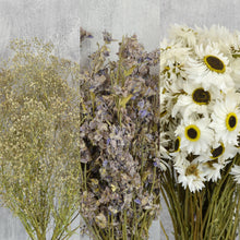 Create Your Own Dried Flower Bouquets and Arrangements - Grey