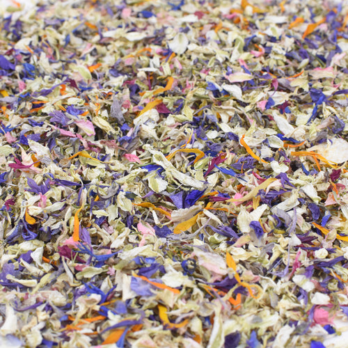 Affordable Biodegradable Wedding Petal Confetti - 1 Litre (10-12 Handfuls)