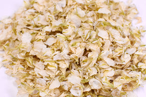 Ivory/Cream Natural Petal Wedding Confetti