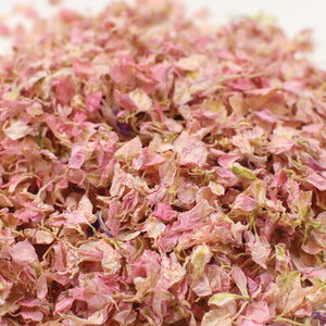 Vintage Pink Biodegradable Wedding Petal Confetti - 1 Litre (10-12 Handfuls)