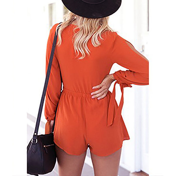 Sunrise Romper