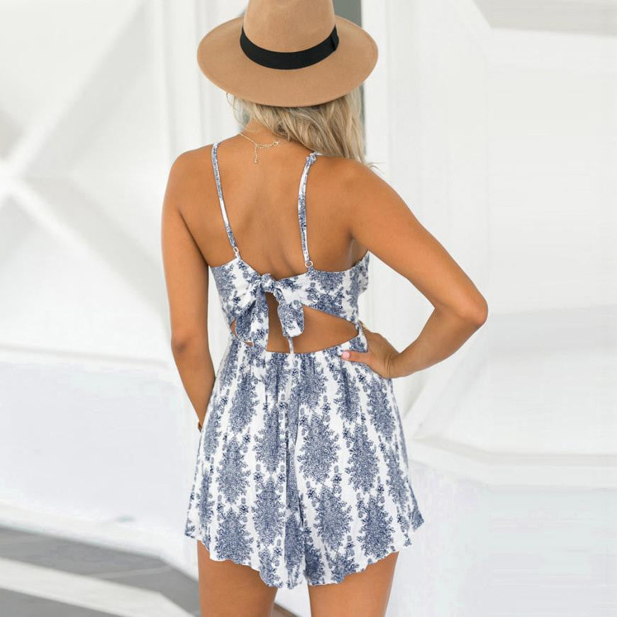 Saturday Morning Romper