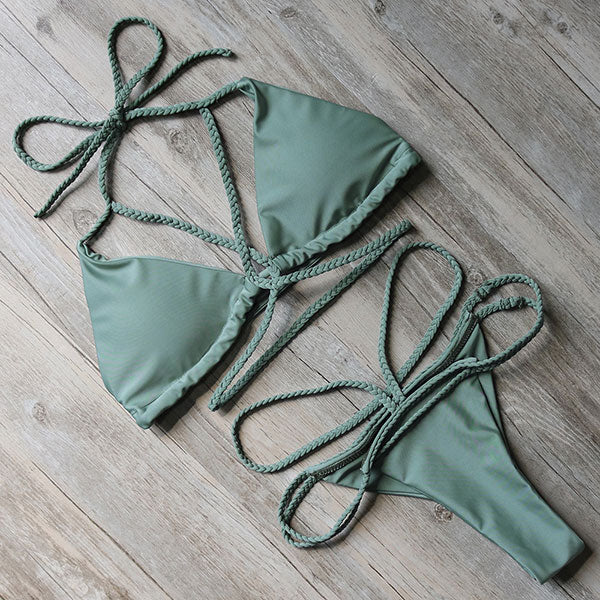 Doesn't Get Cuter Than This Bikini