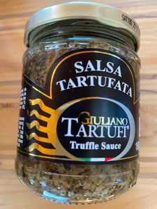 Truffle Salt & Truffle Paste