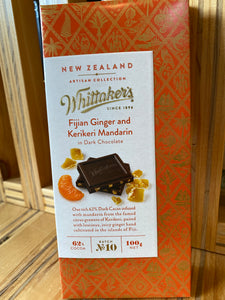 Whittakers Chocolate