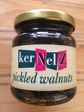 Walnut Oil & Pickled Walnuts