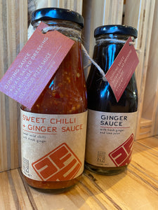 Sweet Chilli and Ginger Sauce