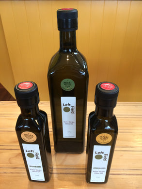 Left Field Olive Oil