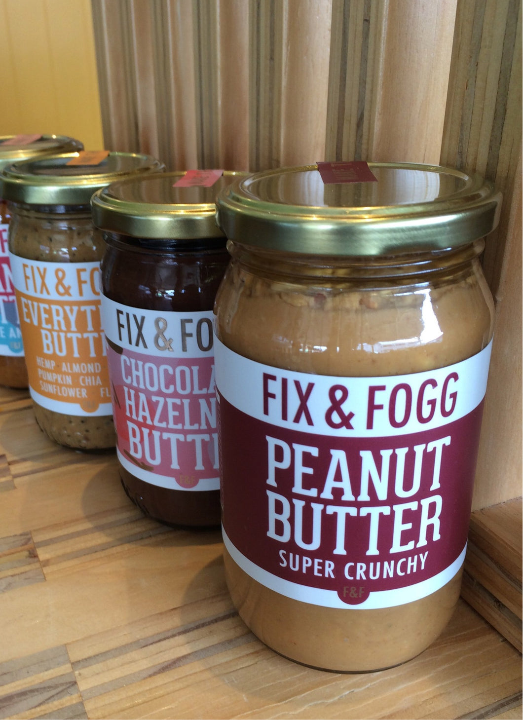Fix & Fogg Nut Butter