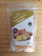 Cashew Nuts, Crystallised Ginger