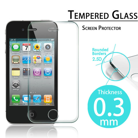 Tempered Glass iPhone 4