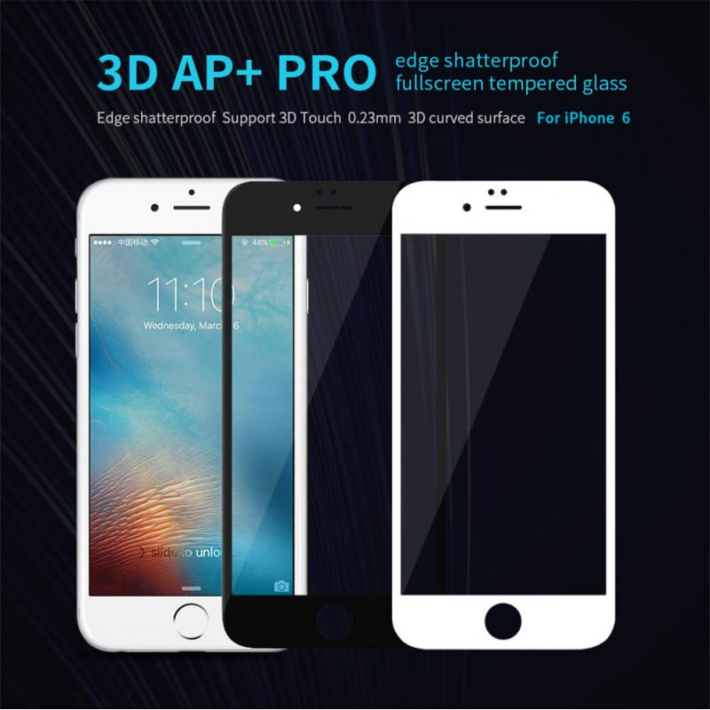 Tempered Glass iPhone 6 Full