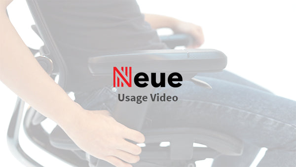 NeueChair Usage Video