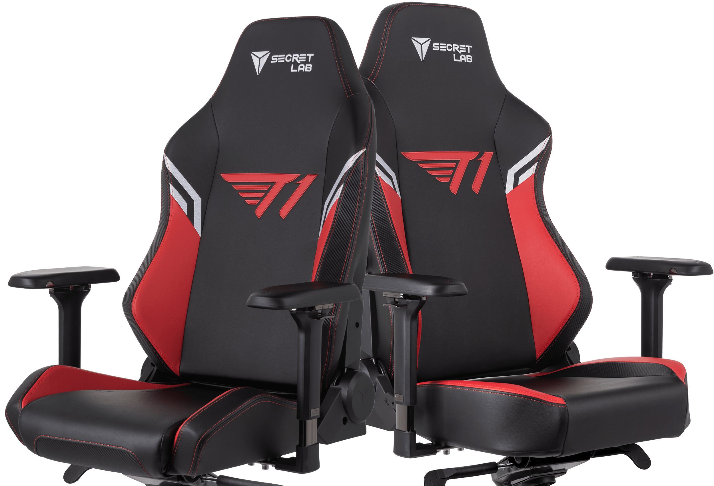 Secretlab x T1 - OMEGA and TITAN Special Edition Gaming Chairs