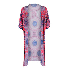 Load image into Gallery viewer, Boho Style Ethnic Datura Printed Women Cover Up