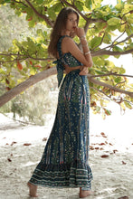 Load image into Gallery viewer, Bohemian Long Skirt Top Two-piece Long Dress