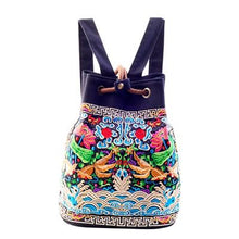Load image into Gallery viewer, Ethnic Embroidery Shoulder Bag