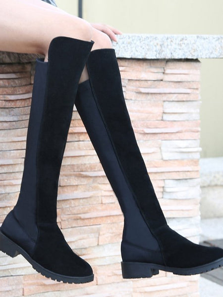 Women Winter Over The Knee Boots