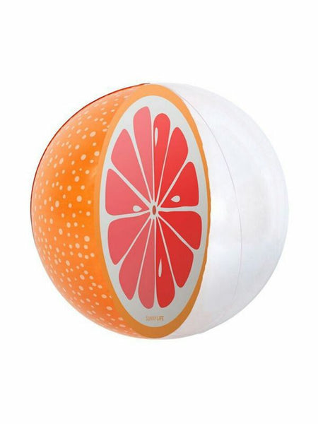 Inflatable Water Toys Three-Dimensional Ball Beach Fruit Style