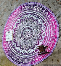 Load image into Gallery viewer, Hot Sale Ethnic Style 3D printing Bohemian beach towel multi-functional shawl Mat